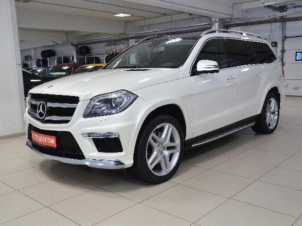 Mercedes-Benz GL '2013